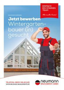 Wintergartenbauer (m/w)
