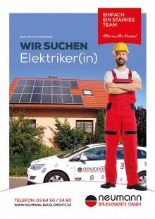 Elektriker (in)